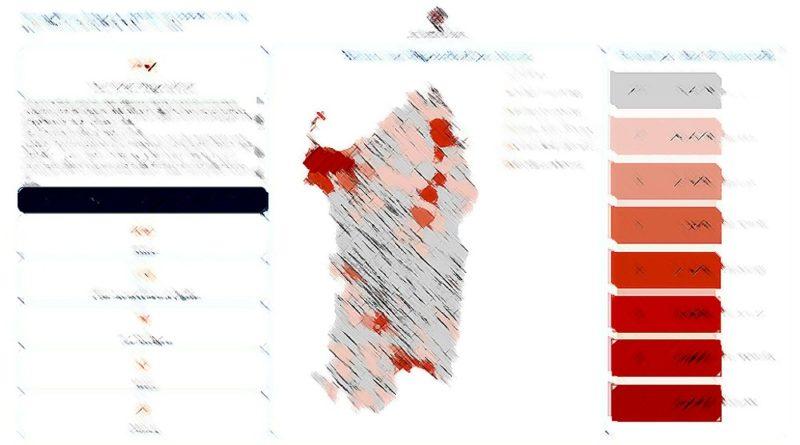 Coronavirus dati Sardegna e territorio 10 aprile