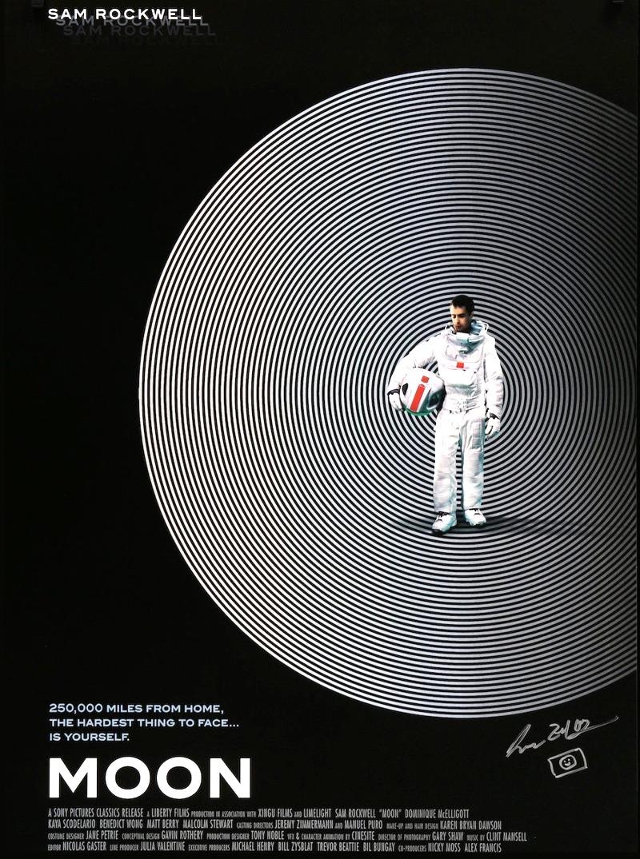 """La locandina di """"Moon"""""""