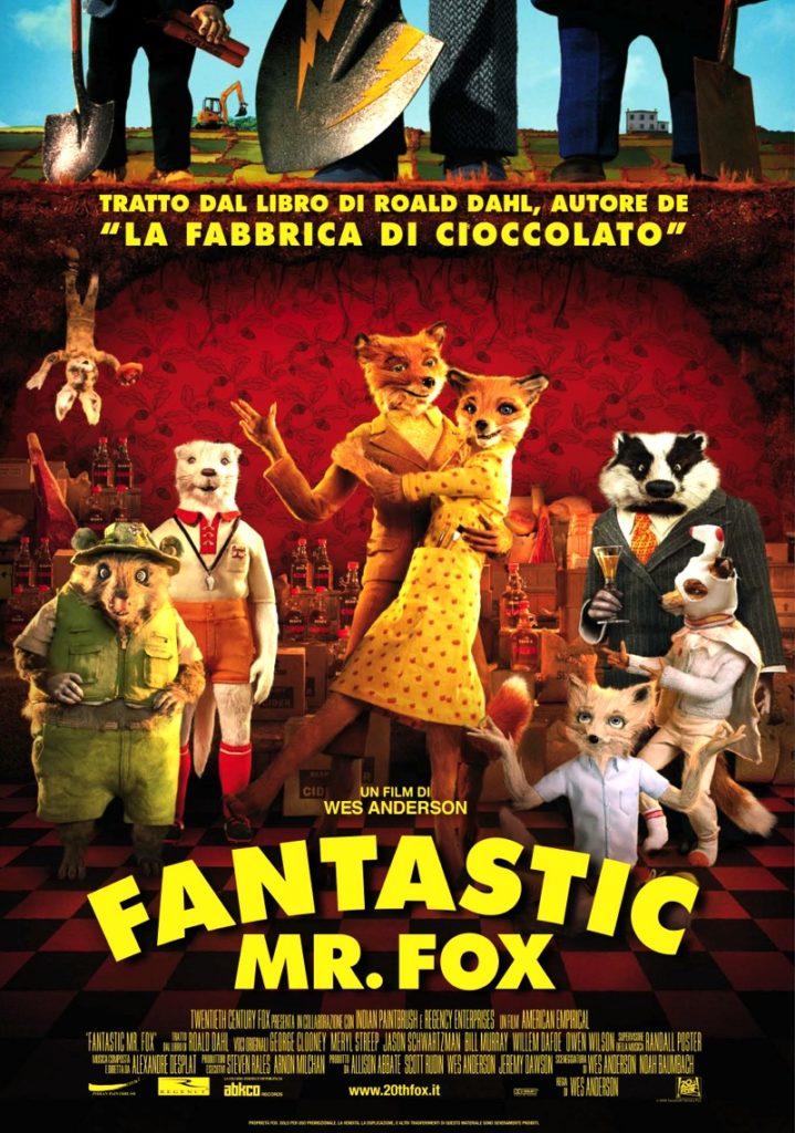 "Locandina ""Fantastic Mr. Fox"""