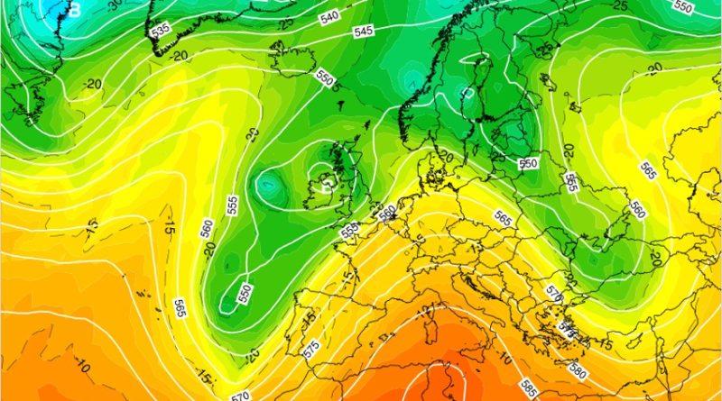 Previsioni meteo dal 27 aprile al 3 maggio 2020