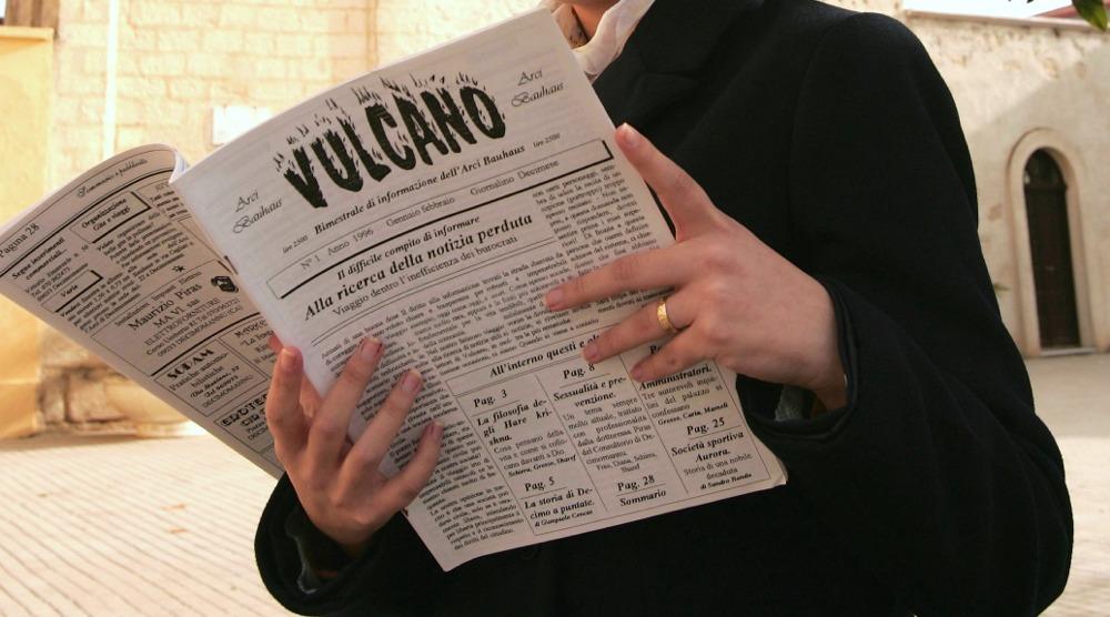 Prima copia bimestrale Vulcano