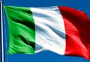 Bandiera italiana tricolore
