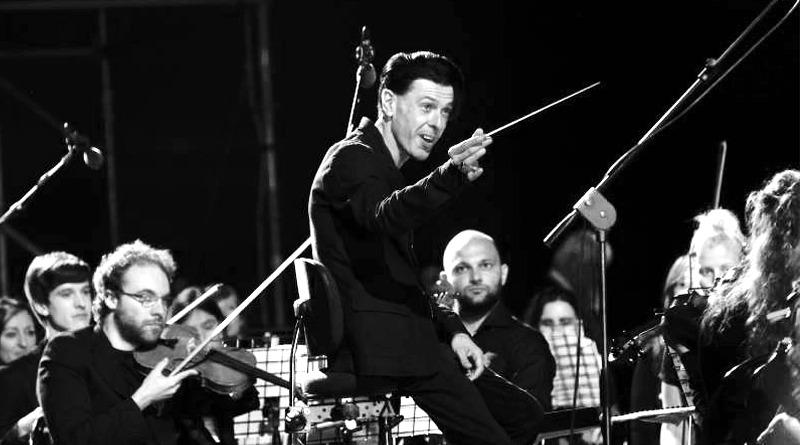 Maestro musica Ezio Bosso
