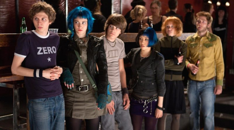 "Scena ""Scott Pilgrim vs. the World"""