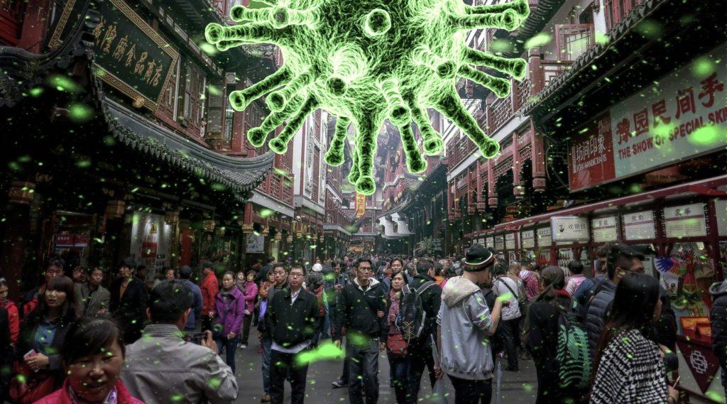 Coronavirus Cina mondo