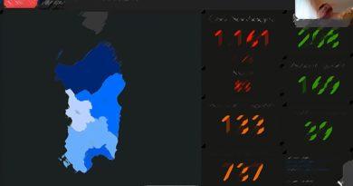 Coronavirus dati Sardegna 1 maggio
