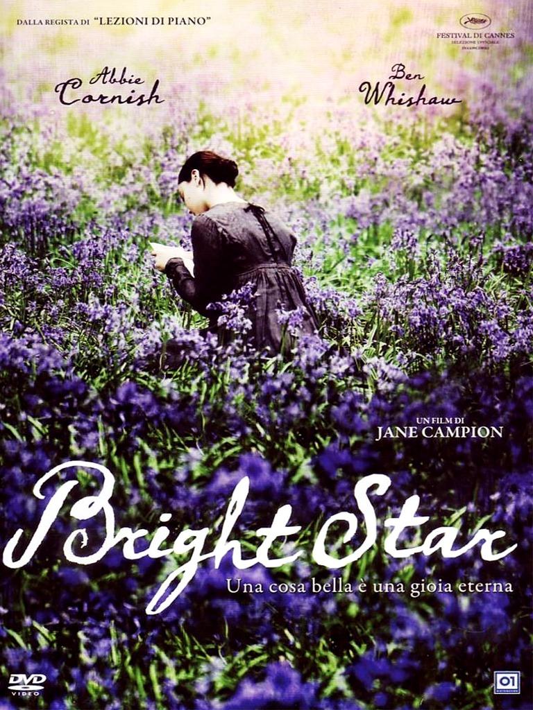 "Locandina ""Bright Star"""