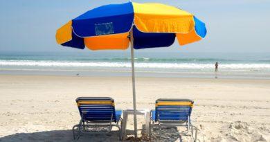 Spiaggia lettino ombrellone
