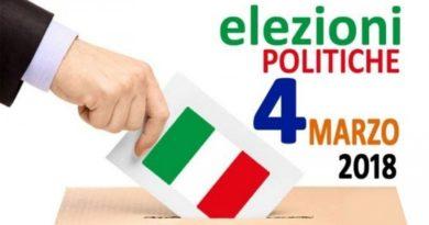 Elezioni Politiche 4 marzo