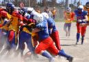 Momento gioco A.s.d Sirbons Cagliari American Football Team