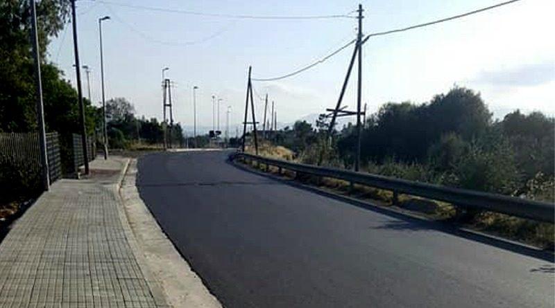 Lavori strade Uta