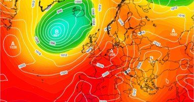 Previsioni meteo dal 22 al 28 giugno 2020