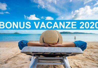 Il bonus vacanze