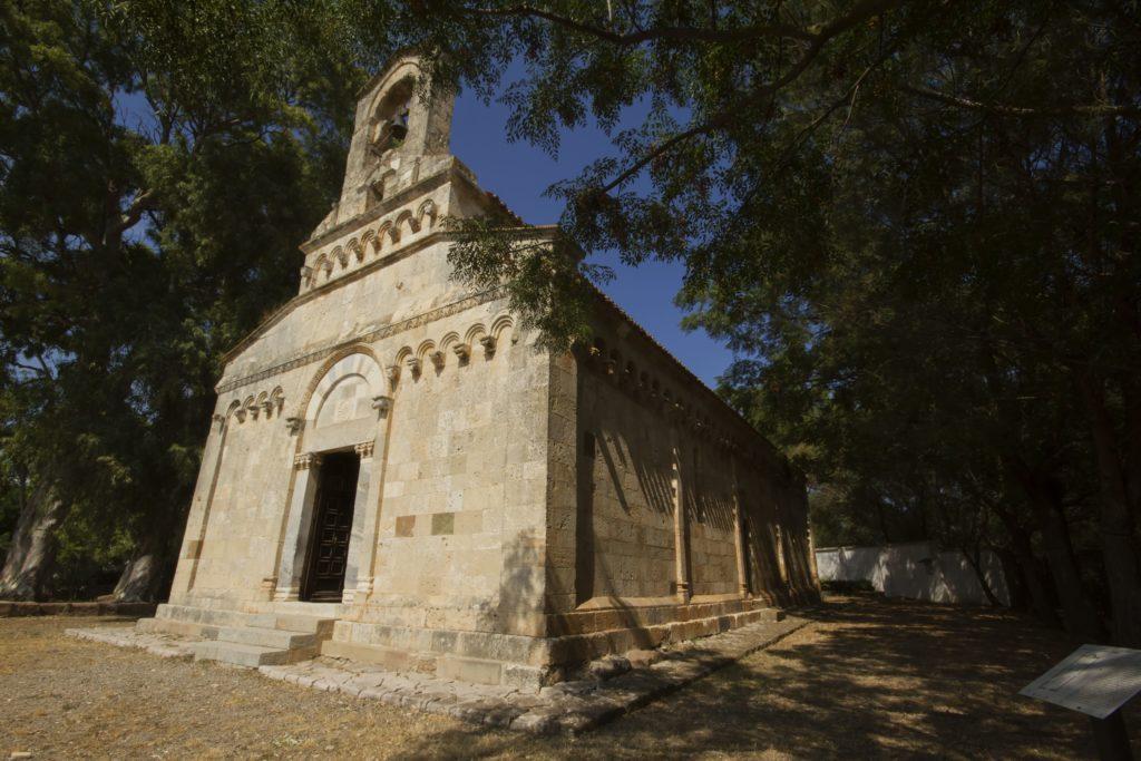 Chiesa di Santa Maria di Uta (Cagliari)
