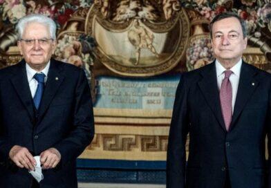 """Il governo Draghi non è """"la grande ammucchiata"""""""