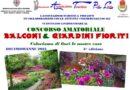 Decimomannu: concorso amatoriale Balconi e Giardini fioriti