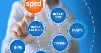 SPID (Sistema Pubblico di Identità Digitale) e Cashback