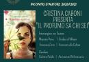"""Villasor. Venerdì 23 luglio ore 21 Chiostro Ex Convento dei Cappuccini presentazione del libro """"Il profumo sa chi sei"""" di Cristina Caboni"""