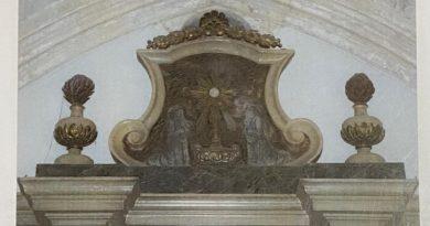 Decimomannu. Su Calendariu de Sa Cunfrarìa de su Santissimu